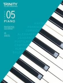 Piano Exam Pieces & Exercises 2018-2020 Grade 5, with CD & Teaching Notes, Mixed media product Book