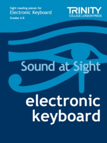Sound at Sight Electronic Keyboard: Grades 6-8, Sheet music Book
