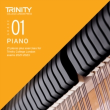Trinity College London Piano Exam Pieces Plus Exercises 2021-2023: Grade 1 - CD only : 21 pieces plus exercises for Trinity College London exams 2021-2023, CD-Audio Book