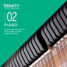 Trinity College London Piano Exam Pieces Plus Exercises 2021-2023: Grade 2 - CD only, CD-Audio Book