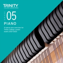Trinity College London Piano Exam Pieces Plus Exercises 2021-2023: Grade 5 - CD only : 21 pieces plus exercises for Trinity College London exams 2021-2023, CD-Audio Book