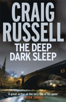 The Deep Dark Sleep : A Lennox Thriller, Paperback Book