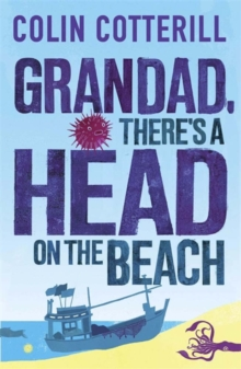Grandad, There's a Head on the Beach : A Jimm Juree Novel, Paperback / softback Book