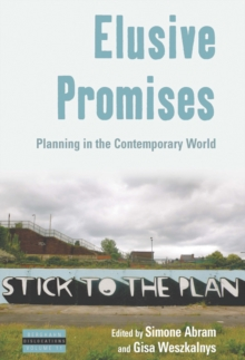 Elusive Promises : Planning in the Contemporary World, Hardback Book