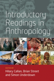 Introductory Readings in Anthropology, Paperback / softback Book