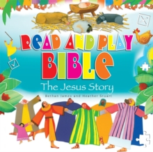 Read and Play Bible the Jesus Story, Paperback Book