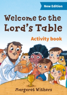 Welcome to the Lord's Table Activity Book, Paperback Book
