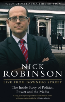 Live From Downing Street, Paperback / softback Book