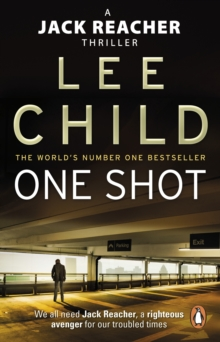 One Shot : (Jack Reacher 9), Paperback / softback Book