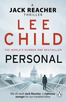 Personal : (Jack Reacher 19), Paperback Book