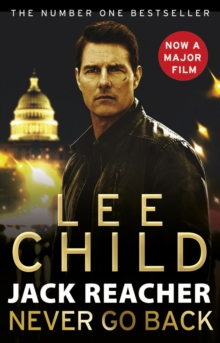 Jack Reacher: Never Go Back, Paperback Book