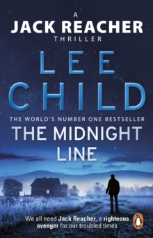 The Midnight Line : (Jack Reacher 22), Paperback Book