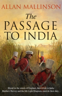 The Passage to India : (Matthew Hervey 13), Paperback / softback Book
