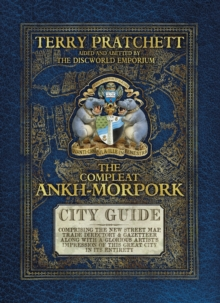 The Compleat Ankh-Morpork, Hardback Book
