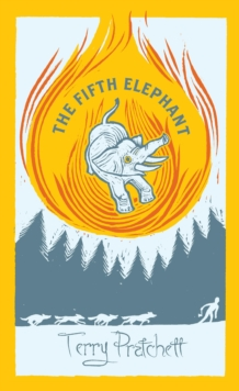 The Fifth Elephant : (Discworld Novel 24), Hardback Book