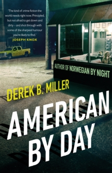 American By Day, Hardback Book