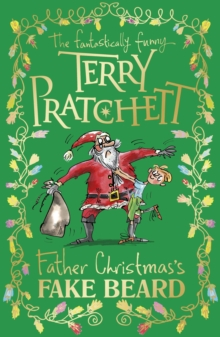 Father Christmas's Fake Beard, Hardback Book