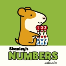 Stanley's Numbers, Board book Book