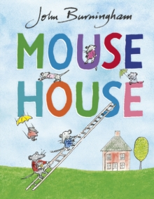 Mouse House, Hardback Book