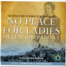 No Place for Ladies, MP3 eaudioBook