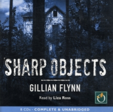 Sharp Objects, MP3 eaudioBook