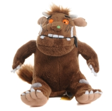 GRUFFALO SITTING 16 INCH SOFT TOY,  Book