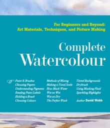 Complete Watercolour, Hardback Book