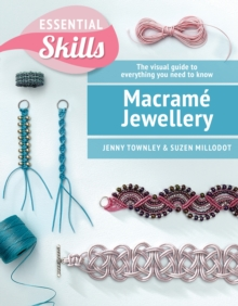 Macrame Jewellery, Paperback / softback Book