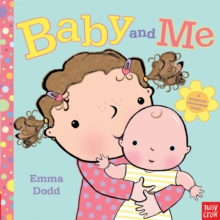 Baby and Me, Hardback Book