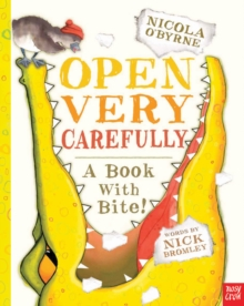 Open Very Carefully, Paperback Book