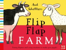 Axel Scheffler's Flip Flap Farm, Board book Book