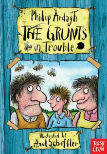 The Grunts in Trouble, Paperback Book