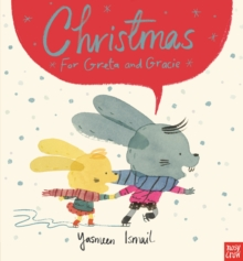 Christmas for Greta and Gracie, Hardback Book