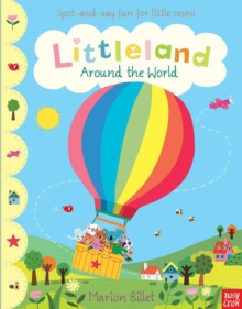Littleland: Around the World, Paperback Book