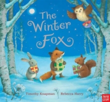 The Winter Fox, Hardback Book