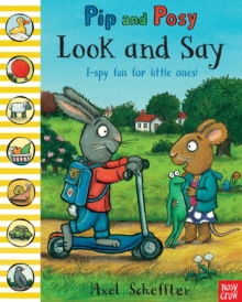 Pip and Posy: Look and Say, Paperback Book