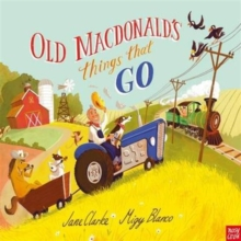 Old Macdonald's Things That Go, Paperback Book