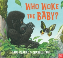 Who Woke The Baby?, Paperback Book