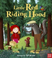 Fairy Tales: Little Red Riding Hood, Hardback Book