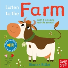 Listen to the Farm, Board book Book