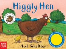 Sound-Button Stories: Higgly Hen, Board book Book