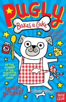 Pugly Bakes a Cake, Paperback Book