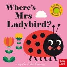 Where's Mrs Ladybird?, Board book Book