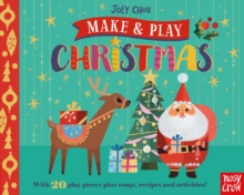 Make and Play: Christmas, Board book Book