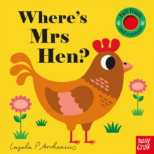 Where's Mrs Hen?, Board book Book