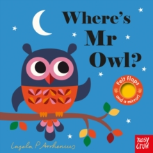 Where's Mr Owl?, Board book Book