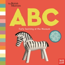 British Museum: ABC, Board book Book