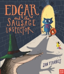 Edgar and the Sausage Inspector, Hardback Book