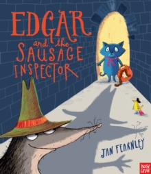 Edgar and the Sausage Inspector, Paperback Book