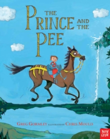 The Prince and the Pee, Paperback / softback Book